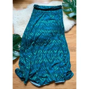 Lularoe💕Maxi Tie Dyed Skirt Classic Flowy Comfy